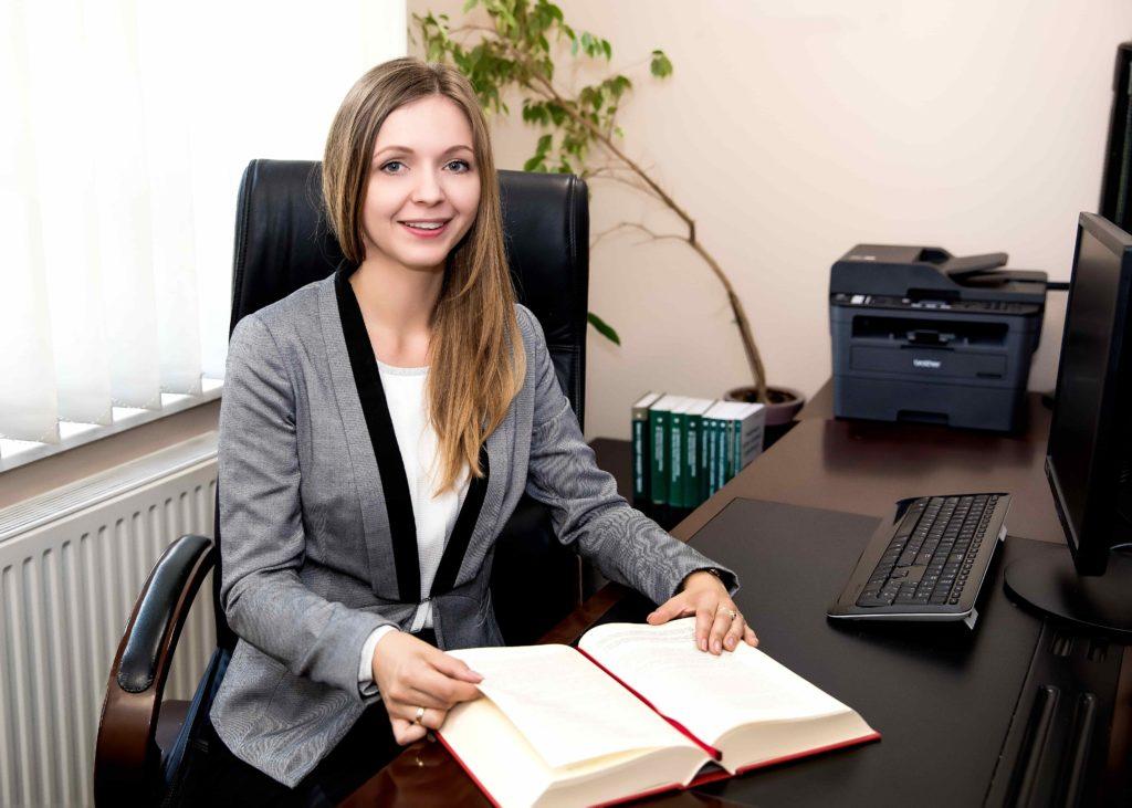 Adwokat Anna Szyja